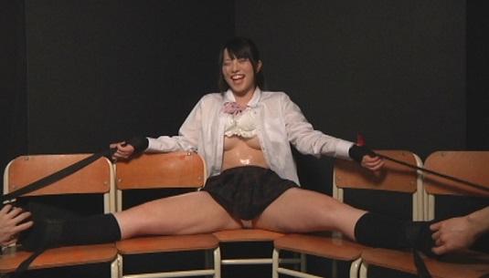 DUGA動画 上原亜衣の女子校生くすぐり1